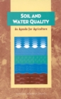 Image for Soil and water quality: an agenda for agriculture