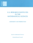 Image for U.S. research institutes in the mathematical sciences: assessment and perspectives