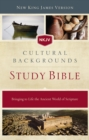 Image for NKJV, Cultural Backgrounds Study Bible, Hardcover, Red Letter Edition : Bringing to Life the Ancient World of Scripture