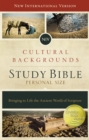 Image for NIV, Cultural Backgrounds Study Bible, Personal Size, Imitation Leather, Pink/Brown, Indexed, Red Letter Edition : Bringing to Life the Ancient World of Scripture