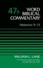 Image for Hebrews 9-13, Volume 47B