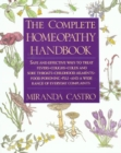Image for The Complete Homeopathy Handbook