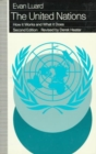 Image for The United Nations : How it Works and What it Does
