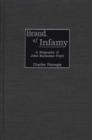 Image for Brand of infamy  : a biography of John Buchanan Floyd
