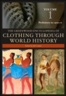 Image for The Greenwood encyclopedia of clothing through world history