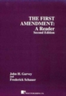 Image for The First Amendment : A Reader
