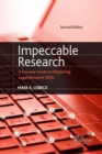 Image for Impeccable research, a concise guide to mastering legal research skills