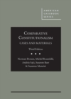 Image for Comparative constitutionalism  : cases and materials