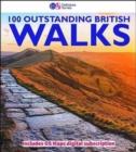 Image for 100 Outstanding British walks