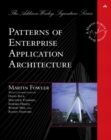 Image for Patterns of enterprise application architecture