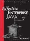 Image for Effective enterprise Java
