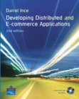 Image for Developing distributed and e-commerce applications