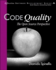 Image for Code quality  : the open source perspective