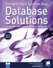 Image for Database solutions  : a step-by-step approach to building databases