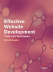 Image for Effective website development  : tools and techniques