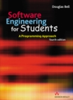 Image for Software engineering for students  : a programming approach