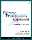 Image for Extreme programming explained  : embrace change