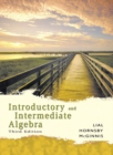 Image for Introductory and Intermediate Algebra