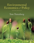 Image for Environmental economics and policy