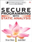 Image for Secure Programming with Static Analysis