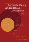 Image for Introduction to Automata Theory, Languages, and Computation