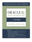 Image for Oracle 10g programming  : a primer
