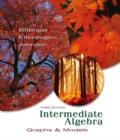 Image for Intermediate Algebra : Graphs and Models : MML Version