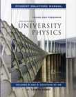 Image for University Physics : v. 2, Chapters 21-44 : Student Solutions Manual