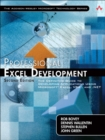 Image for Professional Excel development  : the definitive guide to developing applications using Microsoft Excel and VBA
