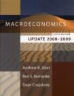 Image for Macroeconomics : Update Booklet 2008-2009