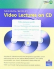 Image for Video Lectures on CD with Optional Captioning for A Survey of Mathematics with Applications