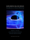 Image for Exploring black holes  : introduction to general relativity