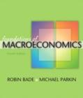 Image for Foundations of macroeconomics