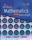 Image for A Survey of Mathematics with Applications with MyMathLab Student Access Kit : Expanded Edition