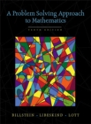 Image for Problem solving approach to mathematics for elementary school teachers