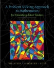 Image for Problem solving approach to mathematics for elementary school teachers, A