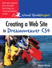 Image for Creating a web site in Dreamweaver CS4