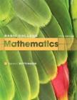 Image for Basic college mathematics.