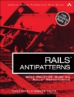 Image for Rails AntiPatterns  : best practice Ruby on rails refactoring
