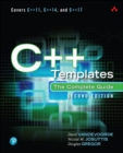 Image for C++ templates  : the complete guide