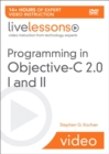 Image for Programming in Objective-C 2.0 LiveLessons (Video Training) : Part I: Language Fundamentals and Part II: iPhone Programming and the Foundation Framework