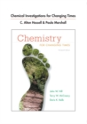 Image for Chemical Investigations for Chemistry for Changing Times
