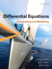 Image for Differential Equations : Computing and Modeling