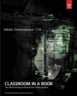 Image for Adobe Dreamweaver CS6  : the official training workbook from Adobe Systems