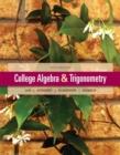 Image for College Algebra and Trigonometry Plus MyMathLab Student Access Kit