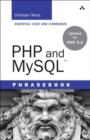 Image for PHP and MySQL phrasebook