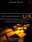 Image for Institutionalization of UX  : a step-by-step guide