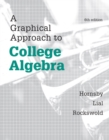 Image for A graphical approach to college allgebra