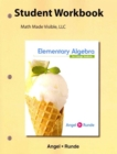 Image for Student Workbook for Elementary Algebra for College Students