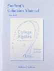 Image for Student's Solutions Manual College Algebra : Concepts Through Functions